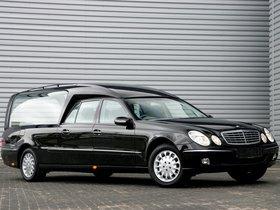 Ver foto 1 de Binz Mercedes Clase E Omniel H211 2002