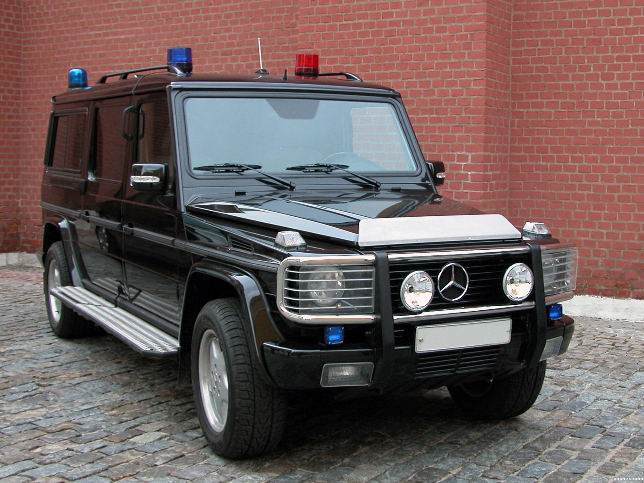 Foto 0 de Binz Mercedes Clase G G55 XXL AMG W463 2005