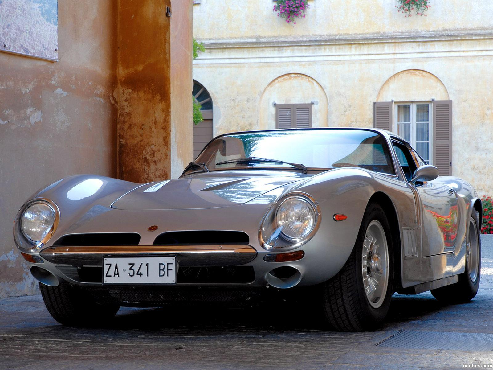 Foto 0 de Bizzarrini 5300 GT Strada 1966