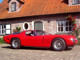Ver foto 8 de Bizzarrini 5300 GT Strada 1966