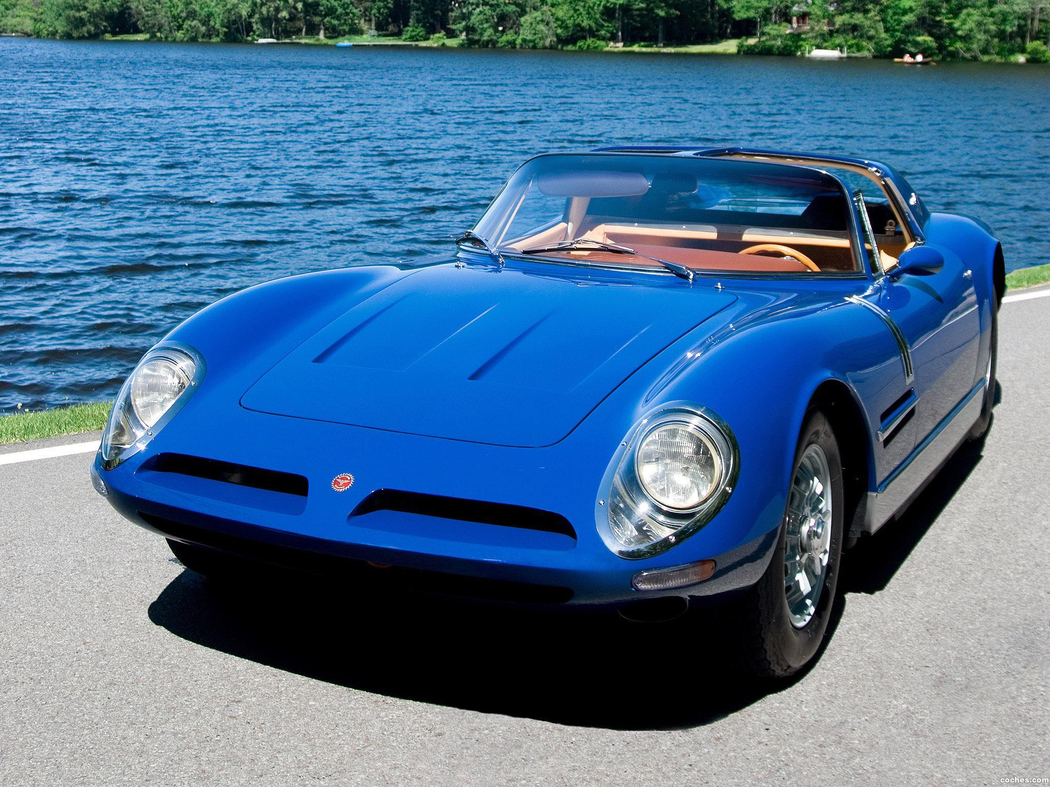 Foto 0 de Bizzarrini 5300 Si Spyder 1967