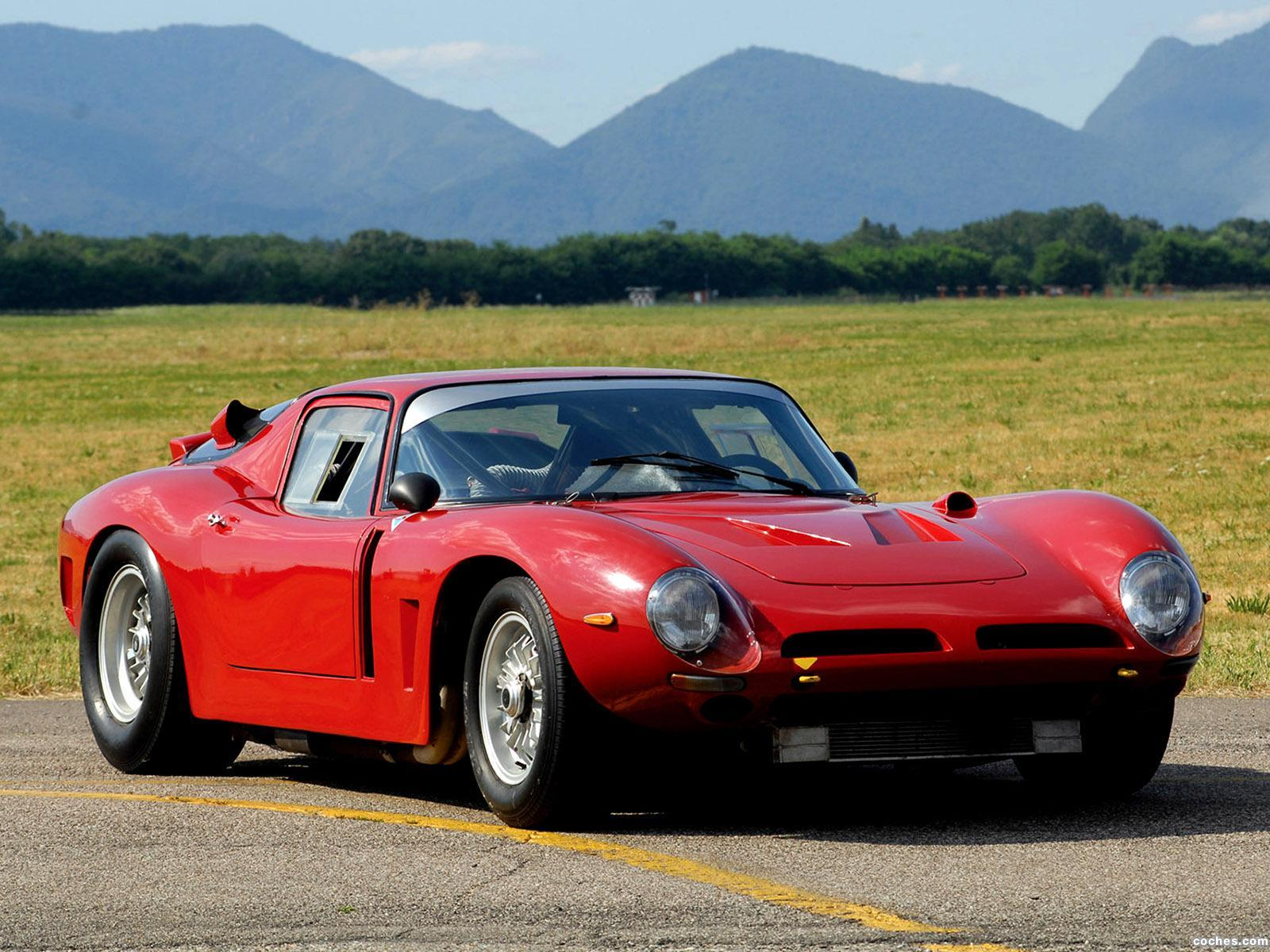 Foto 0 de Bizzarrini 5300 GT America 1965