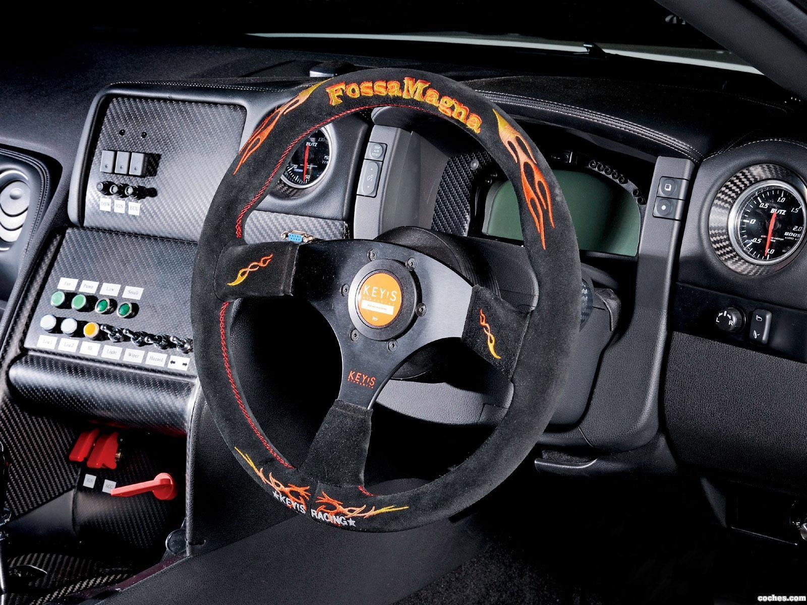 Foto 2 de Nissan Blitz GT-R Drift Spec 2010