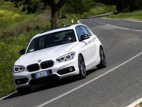 Fotos de BMW Serie 1 116d Sport Line 5 puertas F20 2015