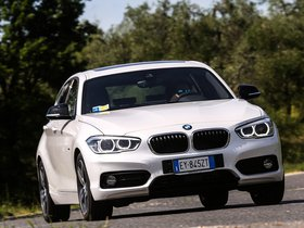 Ver foto 10 de BMW Serie 1 116d Sport Line 5 puertas F20 2015