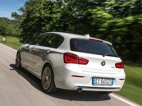 Ver foto 9 de BMW Serie 1 116d Sport Line 5 puertas F20 2015