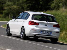 Ver foto 8 de BMW Serie 1 116d Sport Line 5 puertas F20 2015