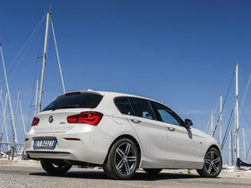 Ver foto 6 de BMW Serie 1 116d Sport Line 5 puertas F20 2015