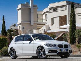 Ver foto 5 de BMW Serie 1 116d Sport Line 5 puertas F20 2015