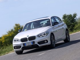 Ver foto 3 de BMW Serie 1 116d Sport Line 5 puertas F20 2015