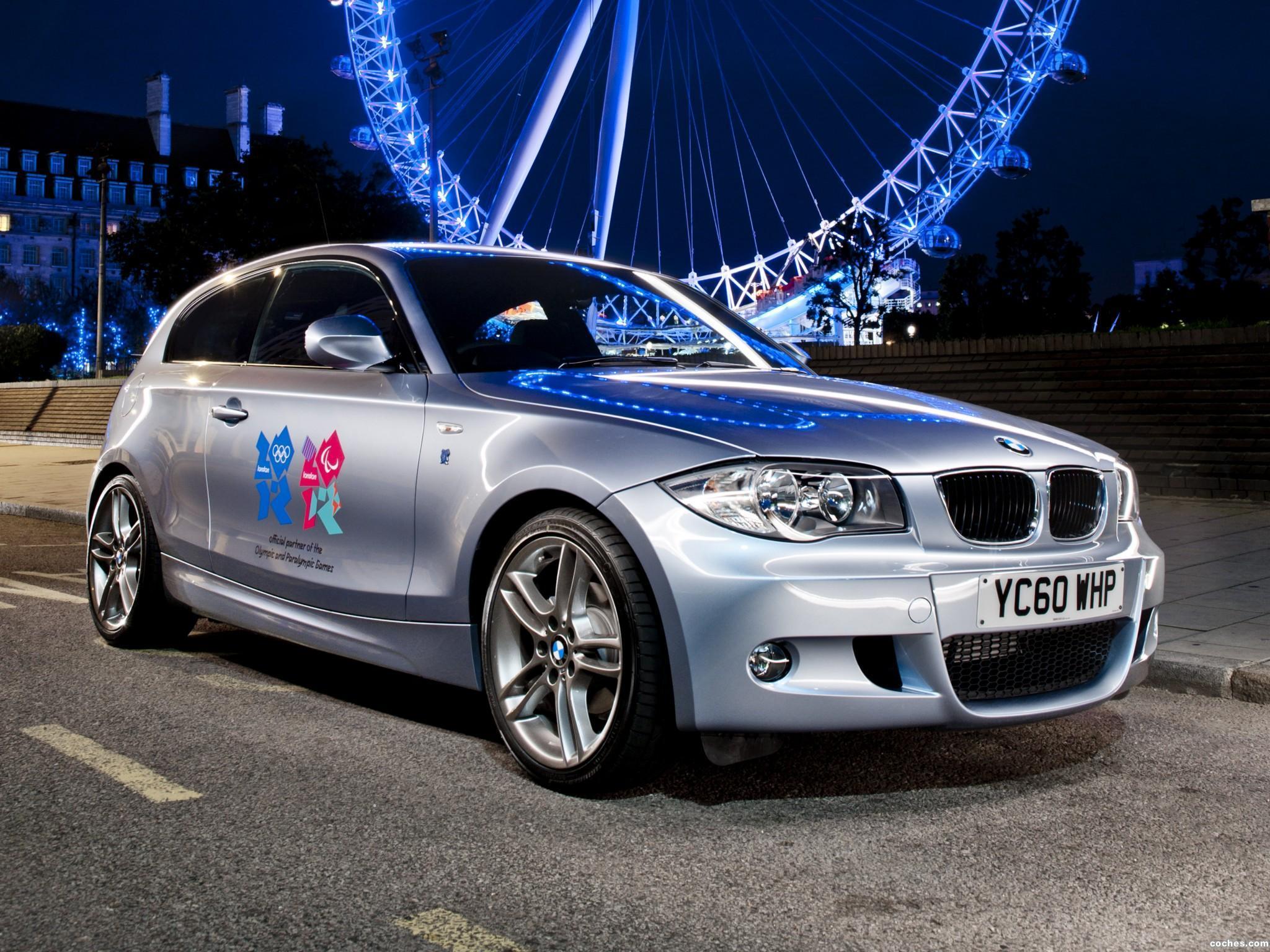 Foto 0 de BMW Serie 1 3 puertas Performance Edition E81 UK 2011