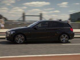 Ver foto 10 de BMW Serie 1 118i 5 puertas Sport Line F20 UK 2011