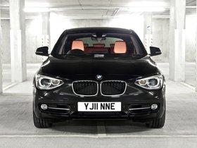 Ver foto 7 de BMW Serie 1 118i 5 puertas Sport Line F20 UK 2011