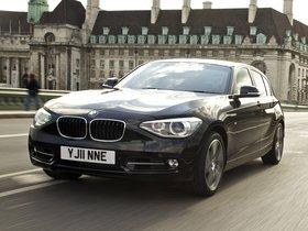 Ver foto 5 de BMW Serie 1 118i 5 puertas Sport Line F20 UK 2011