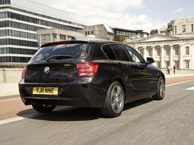 Ver foto 3 de BMW Serie 1 118i 5 puertas Sport Line F20 UK 2011