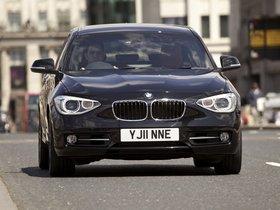 Ver foto 2 de BMW Serie 1 118i 5 puertas Sport Line F20 UK 2011