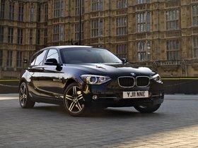 Fotos de BMW Serie 1 118i 5 puertas Sport Line F20 UK 2011