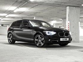 Ver foto 16 de BMW Serie 1 118i 5 puertas Sport Line F20 UK 2011