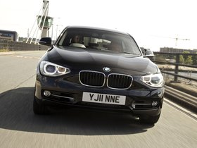 Ver foto 15 de BMW Serie 1 118i 5 puertas Sport Line F20 UK 2011