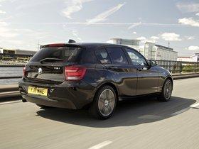 Ver foto 14 de BMW Serie 1 118i 5 puertas Sport Line F20 UK 2011