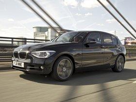 Ver foto 13 de BMW Serie 1 118i 5 puertas Sport Line F20 UK 2011