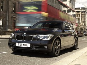 Ver foto 11 de BMW Serie 1 118i 5 puertas Sport Line F20 UK 2011