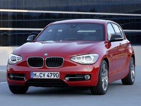 Ver foto 29 de BMW Serie 1 5 puertas Sport F20 2011