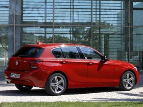 Ver foto 26 de BMW Serie 1 5 puertas Sport F20 2011