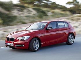 Ver foto 20 de BMW Serie 1 5 puertas Sport F20 2011