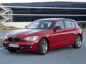 Ver foto 19 de BMW Serie 1 5 puertas Sport F20 2011