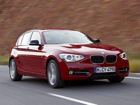 Ver foto 17 de BMW Serie 1 5 puertas Sport F20 2011