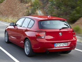 Ver foto 14 de BMW Serie 1 5 puertas Sport F20 2011