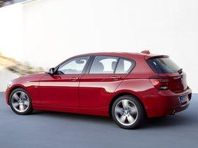Ver foto 12 de BMW Serie 1 5 puertas Sport F20 2011