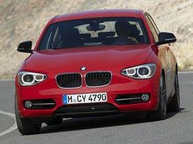 Ver foto 11 de BMW Serie 1 5 puertas Sport F20 2011