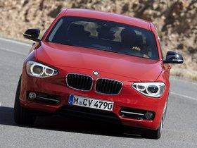 Ver foto 10 de BMW Serie 1 5 puertas Sport F20 2011