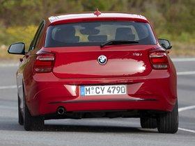 Ver foto 8 de BMW Serie 1 5 puertas Sport F20 2011