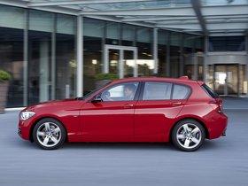 Ver foto 6 de BMW Serie 1 5 puertas Sport F20 2011