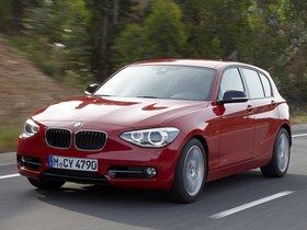 Ver foto 4 de BMW Serie 1 5 puertas Sport F20 2011