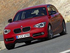 Ver foto 3 de BMW Serie 1 5 puertas Sport F20 2011