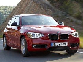 Ver foto 2 de BMW Serie 1 5 puertas Sport F20 2011