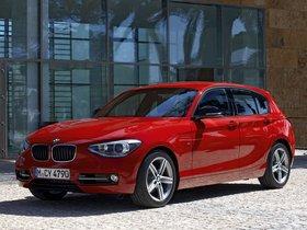 Ver foto 1 de BMW Serie 1 5 puertas Sport F20 2011