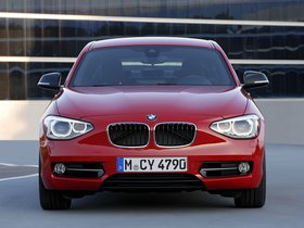 Ver foto 34 de BMW Serie 1 5 puertas Sport F20 2011