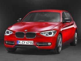 Ver foto 33 de BMW Serie 1 5 puertas Sport F20 2011