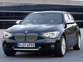 Ver foto 21 de BMW Serie 1 5 puertas Urban F20 2011