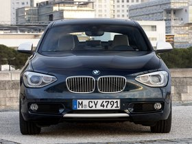 Ver foto 19 de BMW Serie 1 5 puertas Urban F20 2011