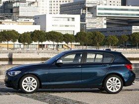 Ver foto 17 de BMW Serie 1 5 puertas Urban F20 2011