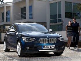 Ver foto 14 de BMW Serie 1 5 puertas Urban F20 2011
