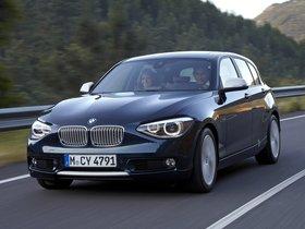 Ver foto 12 de BMW Serie 1 5 puertas Urban F20 2011