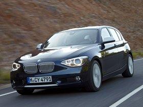 Ver foto 11 de BMW Serie 1 5 puertas Urban F20 2011