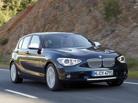 Ver foto 10 de BMW Serie 1 5 puertas Urban F20 2011